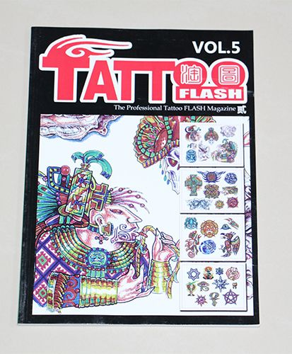 Popular & professional tattoo A4 40pages books on yuelong   Hottest Tattoo Magazine book for Tattoo Artists Supply Free shipping #Affiliate
