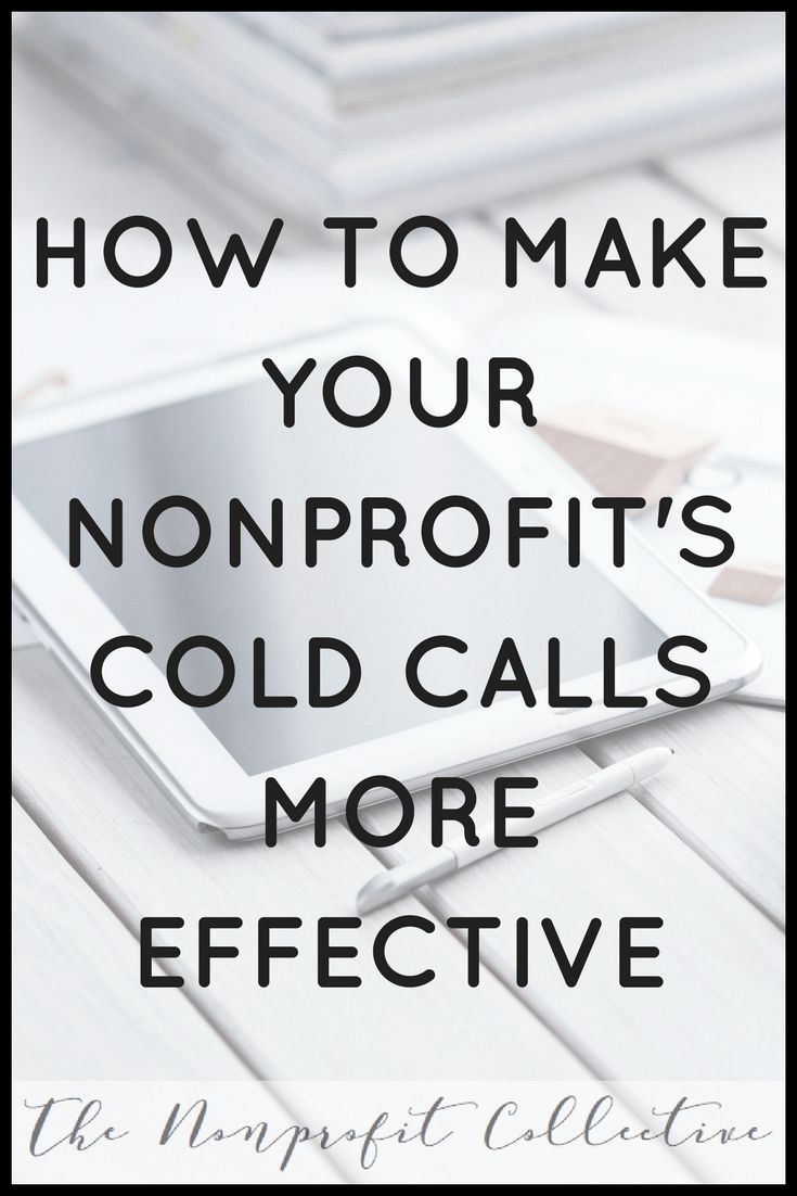how to make cold calls for sponsorship