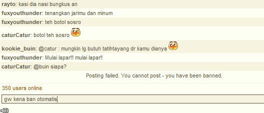 gw di banned chatbox haha