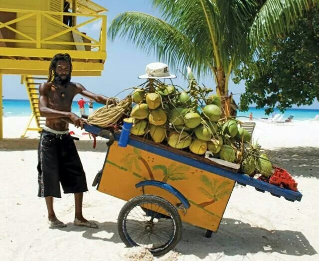 Coconut Water, anyone??