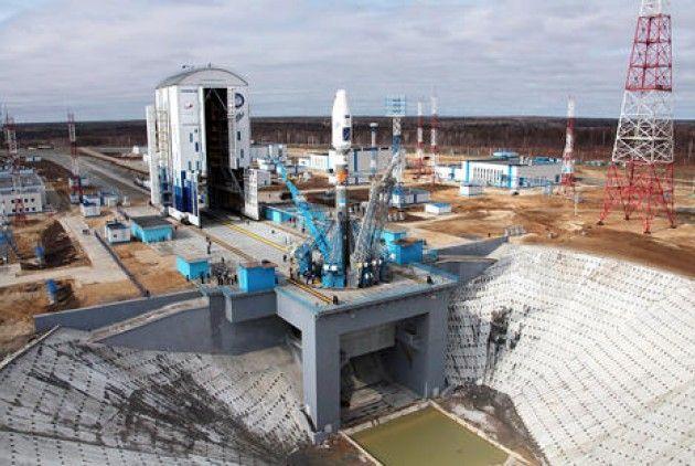 Επιτυχής εκτόξευση από το νέο Ρωσικό Κοσμοδρόμιο