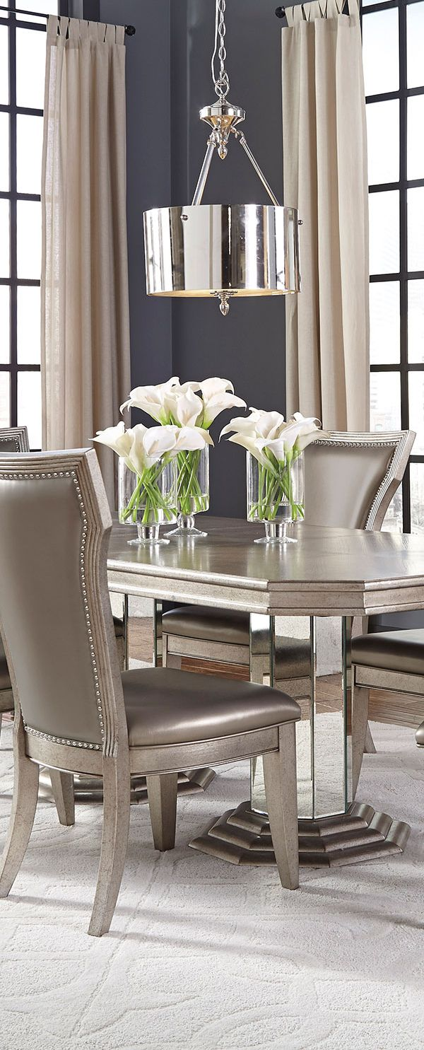 Pedestal Dining Table 17 Best Ideas About Pedestal Dining Table On Pinterest Round