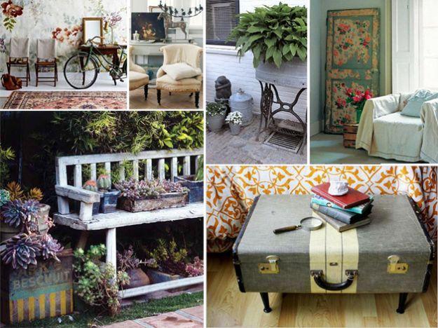 ... mobili vecchi  Progetti da provare  Pinterest  Tes and Fai da te