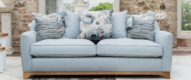 Casey 3-Seater Sofa | Ireland