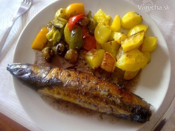 Receptík som sama vymýšľala počas varenia a vďaka veľkému úspechu na Vianoce som ho zopakovala aj na Veľkú noc :) Rybička je šťavnatá a rozplýva sa na jazyku...