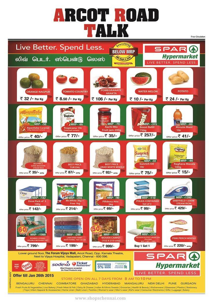 supermarket vadpalani