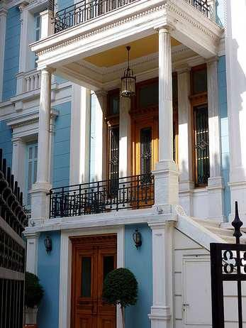 Neoclassical in Athens - Nεοκλασικό στην Αθήνα