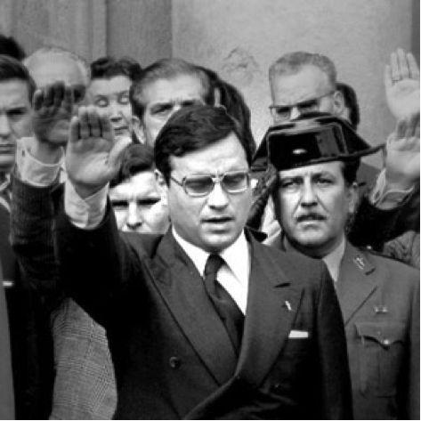 La transición ensangrentada, Cuarenta aniversario de la Constitución, Régimen del 78, Crimenes de Estado, Asesinatos fascistas, Bandas parapoliciales, La modélica transición. Sangres de abril 1976-1981