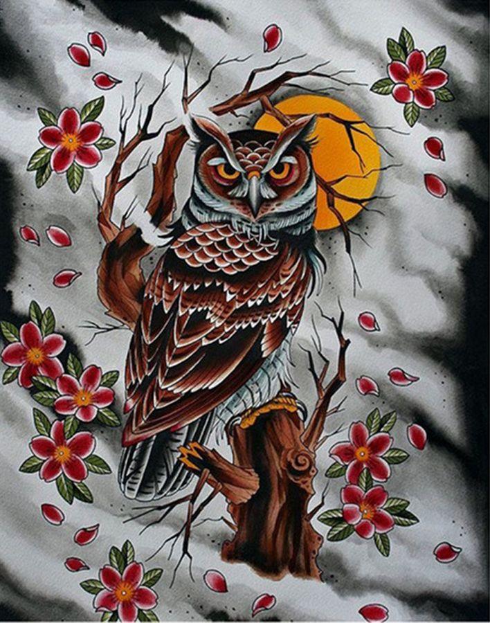 Htb1bop7kslj8kjjy0fnq6afdpxah Owl Tattoo Owl Tattoo Design Tattoo Japanese Style