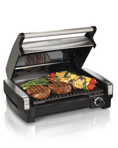 Electric Oven BBQ Grill Home Appliances Metal Bakelite Cooker Grill Hot Plate