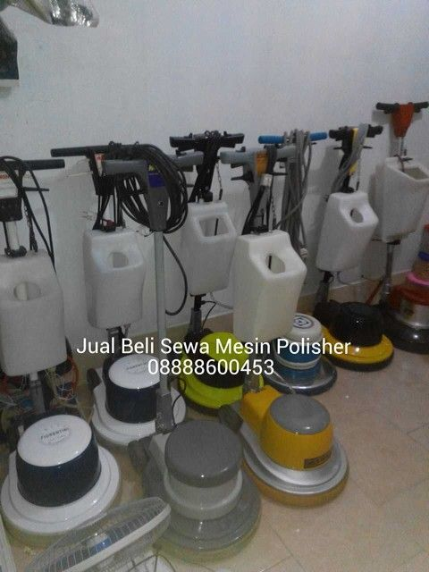Jual mesin poles second 08888-600-453
