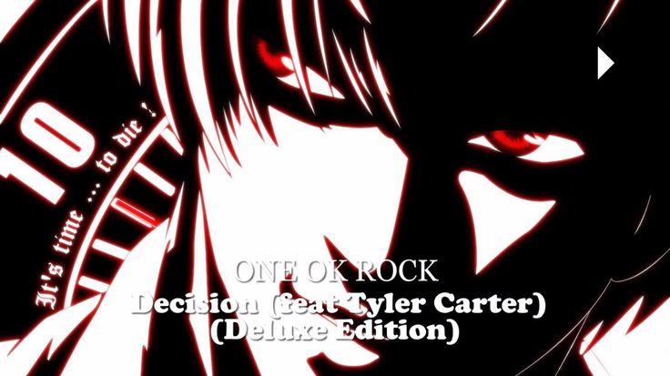 Decision One Ok Rock Nightcore