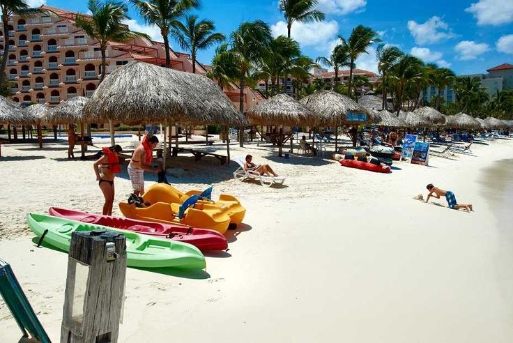 Playa Linda, Aruba:))