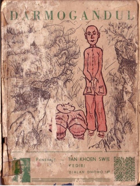 Pustaka Langka: Darmogandul - Tan Koen Swie