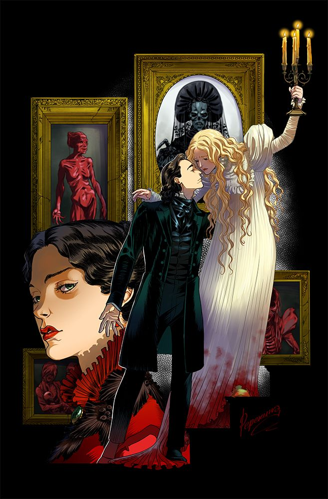 Crimson Peak by rerekina on DeviantArt