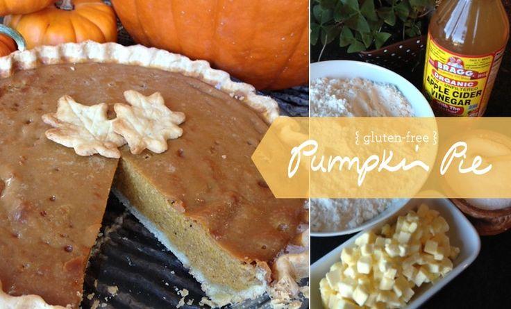 gluten free pumpkin pie pumpkin pie recipes pumpkin pies scd recipes ...