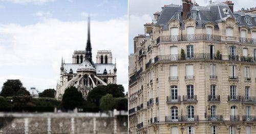 .: Paris, France, French