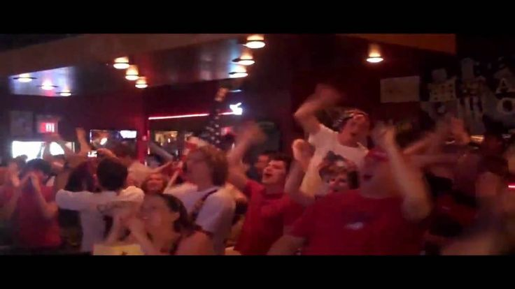Reactions to Landon Dovovan's game winning goal in the World Cup