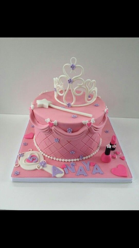 1000+ images about Princess cake designs on Pinterest ...