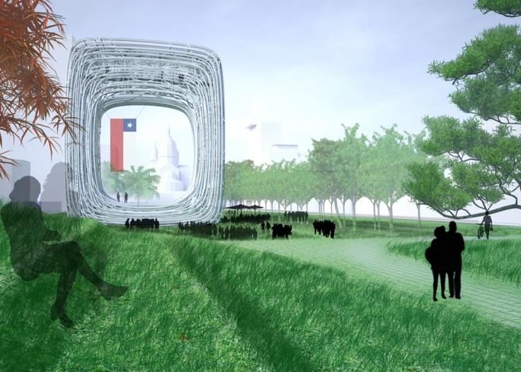 Propuestas Concurso Plan Maestro Eje Bulnes. Estudio Mytaki – Plataforma Arquitectura