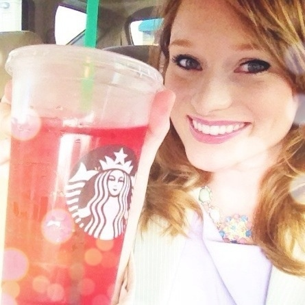 Starbucks (unsweetened) Passion Tea - #Whole30 approved! Check out her blog for more easy #whole30 #Paleo tips/recipes etc...