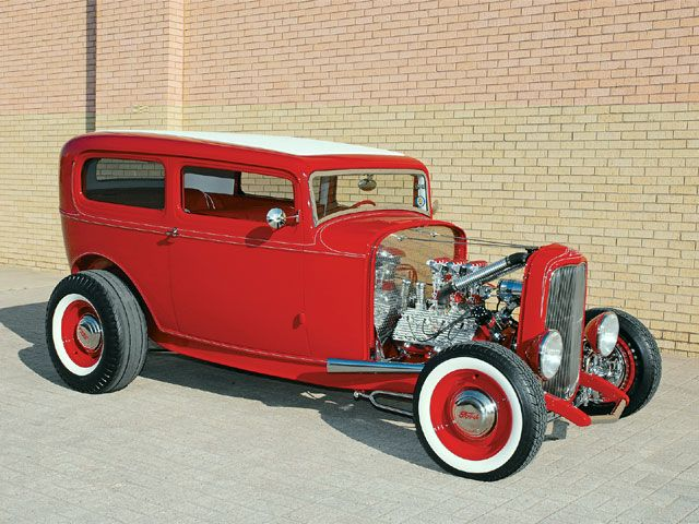 243 Best Ford Tudor 1932 Images On Pinterest Hot Rods
