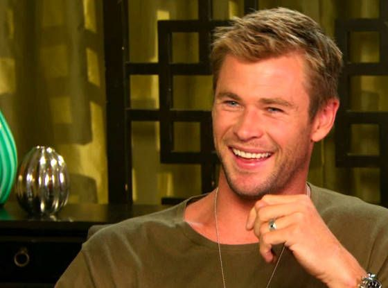12 Secretary Clichés to Use on Chris Hemsworth in the Ghostbusters ...