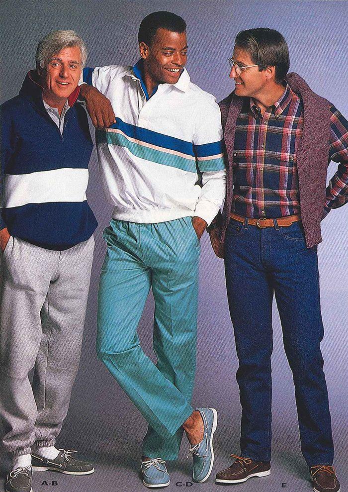 Throwback Thursday: Retro '80s Preppy Boat Shoe Edition ... - photo #48