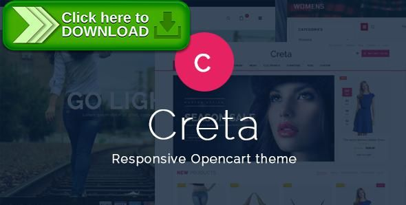 [ThemeForest]Free nulled download Creta - Flower Shop Responsive OpenCart Theme from http://zippyfile.download/f.php?id=7989 Tags: flower shop, Flower shop opencart, flower shop template, Flower store oc theme, Flower store opencart template, Flower Store Template, Flower store theme, Flower store website, Flower store website opencart, Flowers opencart theme, Flowers responsive theme, Flowers Template, flowers theme, online Flower store theme, opencart flower store