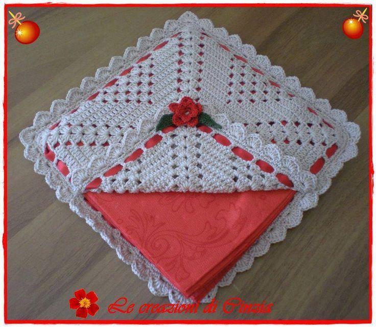Luty Artes Crochet: Acessórios de cozinha