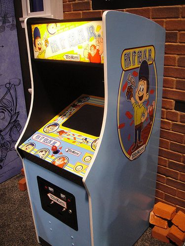 62 best Fix it Felix Jr (game) images on Pinterest | Wreck it ...