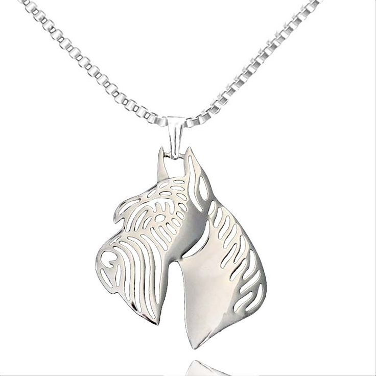 Giant Schnauzer Dog Pendant Necklaces Women Silver Plated Hollow Animal Pet Memorial Jewelry For Pet Lovers 2017 //Price: $10.00 & FREE Shipping // Get it here ---> http://bestofnecklace.com/giant-schnauzer-dog-pendant-necklaces-women-silver-plated-hollow-animal-pet-memorial-jewelry-for-pet-lovers-2017/    #Necklace