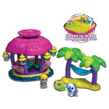 Squinkies® Tiki Hut Vacation