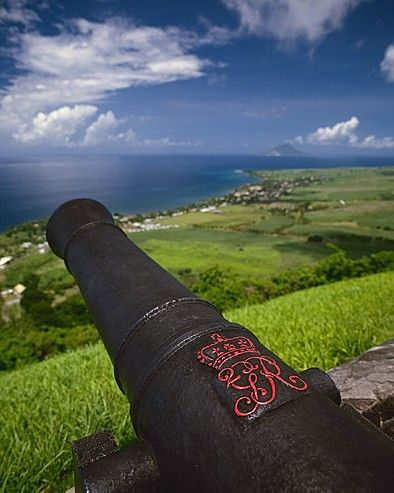 Fascinating Saint Kitts & Nevis - http://www.travelandtransitions.com/destinations/destination-advice/latin-america-the-caribbean/