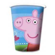 Party Cups - 8 Peppa Pig