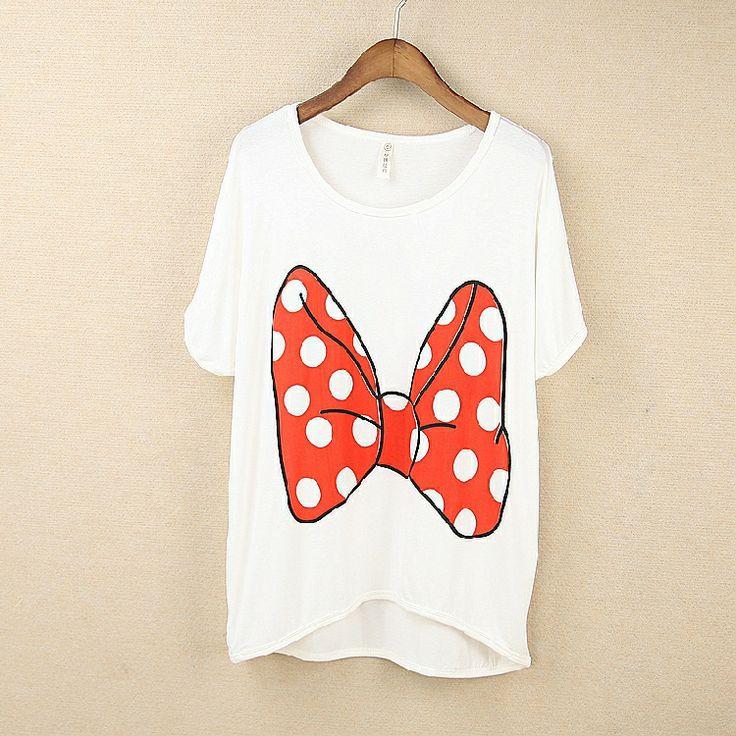 Camiseta T floja de la camiseta de la corto-manga blanca  Precio: $ 56.900 Talla: Un tamaño