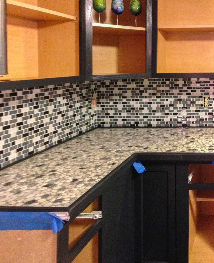 Stone Epoxy Countertops : Best images about epoxy countertops on pinterest