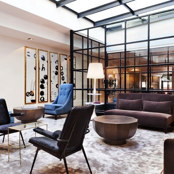 Hotel pulitzer in buenos aires by l zaro rosa violan for Design boutique hotel kurhaus salinenparc