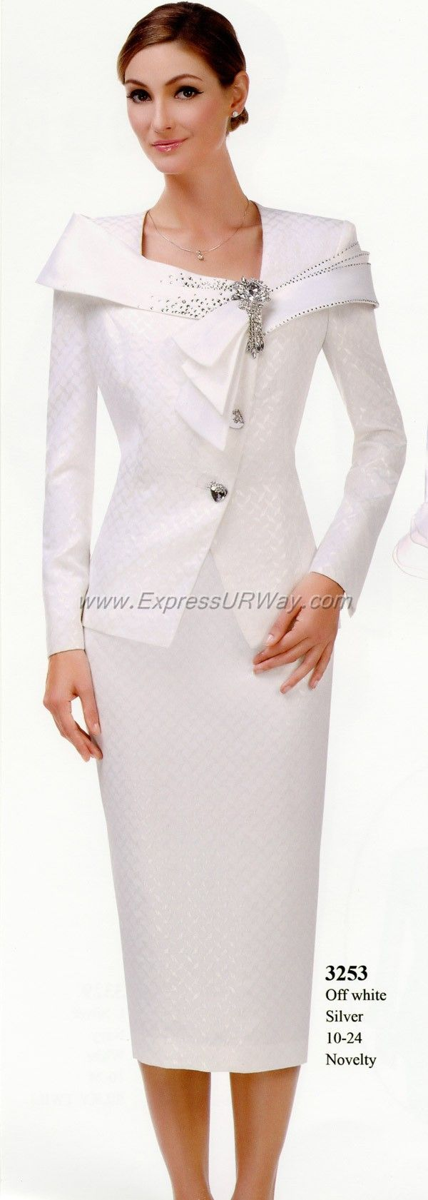 Serafina Womens Suits for Spring 2014 - www.ExpressURWay.com - Serafina,  Serafina