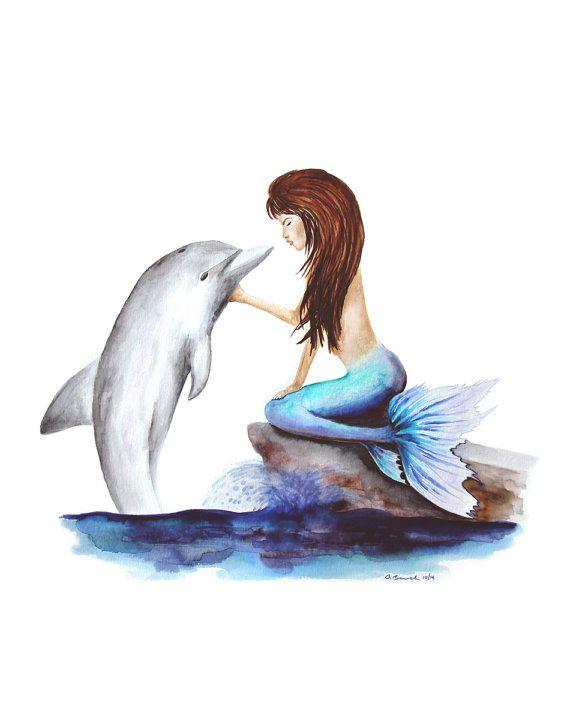 Mermaid Wall Art 665 best mermaid art i love images on pinterest | mermaid art