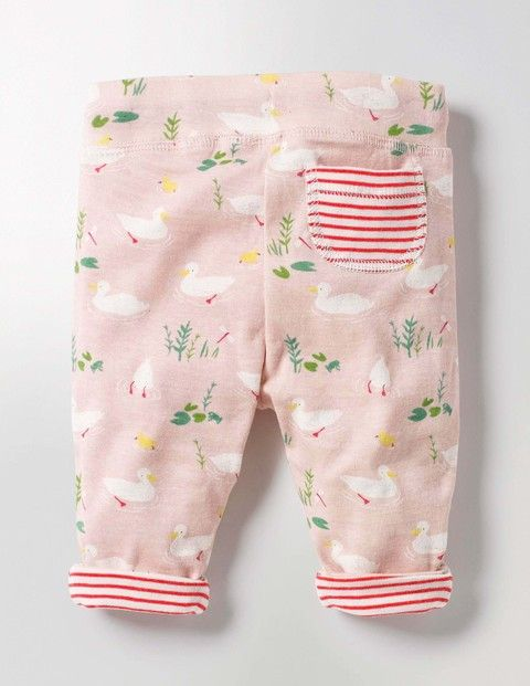 Supersoft Reversible Pants (Multi Fairytale)