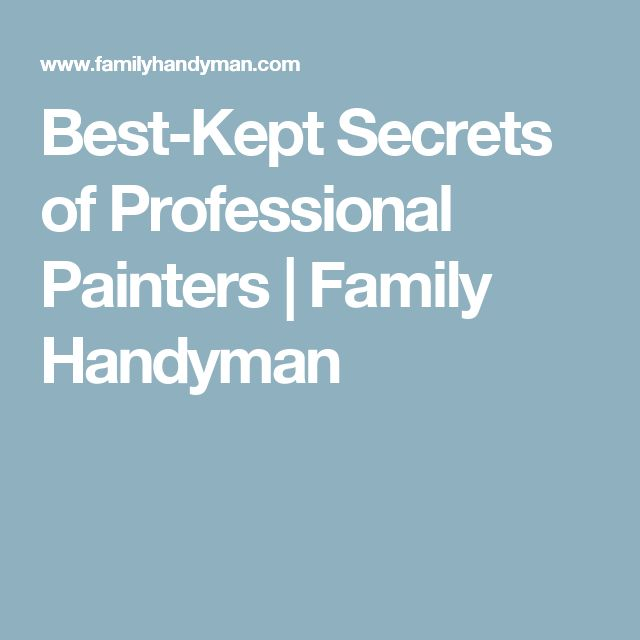 professional furniture paintingBest 25 Professional painters ideas on Pinterest  Washing walls