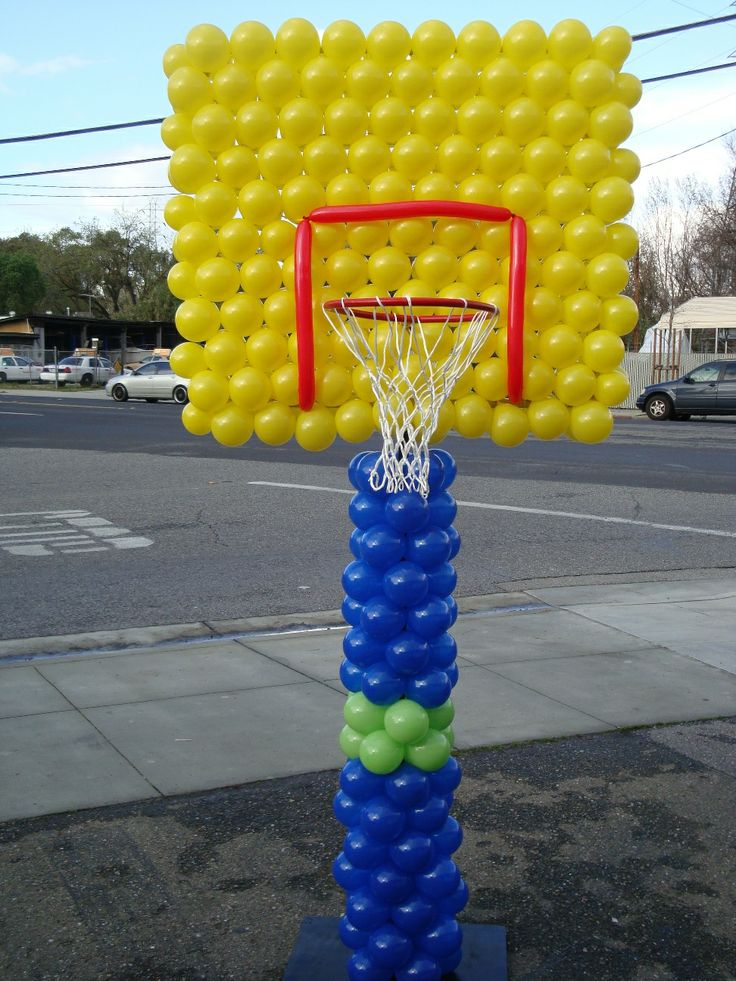 1172 best Balloon Decorations images on Pinterest | Balloon ...