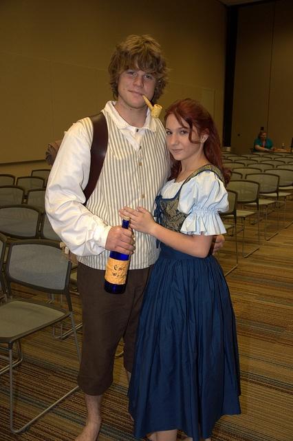 hobbits---I've found a Samwise doppelgänger!!!!!!!