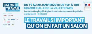 Forum Emploi - Salon du Travail et de la Mobilité @lavillette_ - Paris, 75019