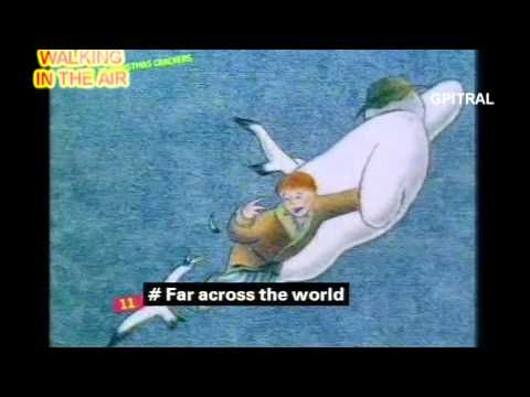 (12) Peter Auty Walking in the air lyrics - YouTube