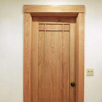 Door Interior Craftsman Craftsman Style Interiors Interior Doors Doors