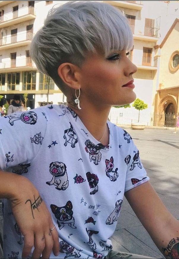 42 Coupe de cheveux Pixie courte tendance pour femme élégante – Page 6 sur 42 – Fashionsum Blog