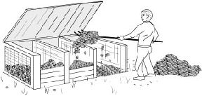 Composting at home~Countryside