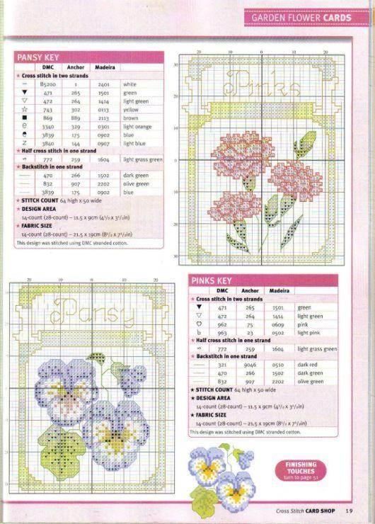 Gallery.ru / Фото #16 - Cross Stitch Card Shop 37 - WhiteAngel
